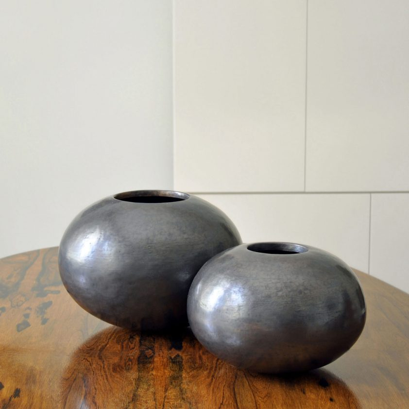 Custom Plain Urchins in Copper Grey